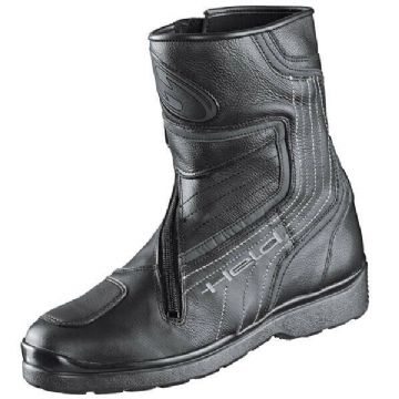 Held Corte Waterproof OutDry Motorcycle Motorbike Boots - Black - EU46